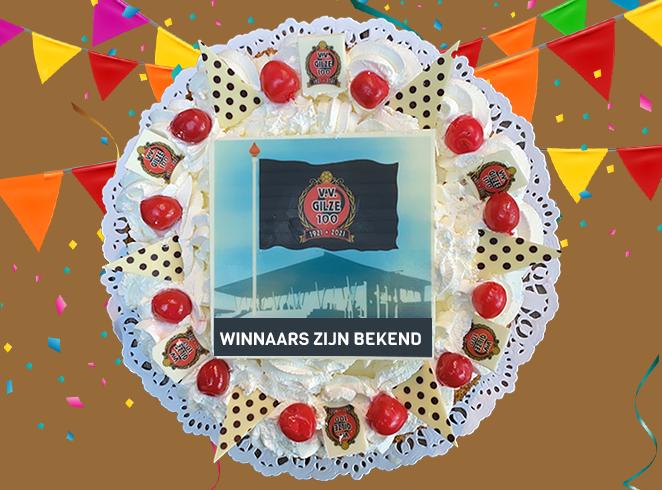 Winnaars slagroomtaart bekend!